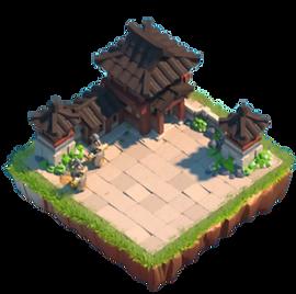 Rise of Kingdoms Barracks