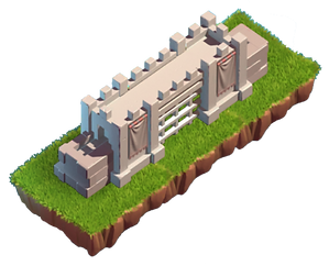 Rise of Kingdoms City Wall