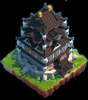 Rise of Kingdoms City Hall