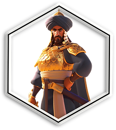 Rise of Kingdoms Commander Saladin