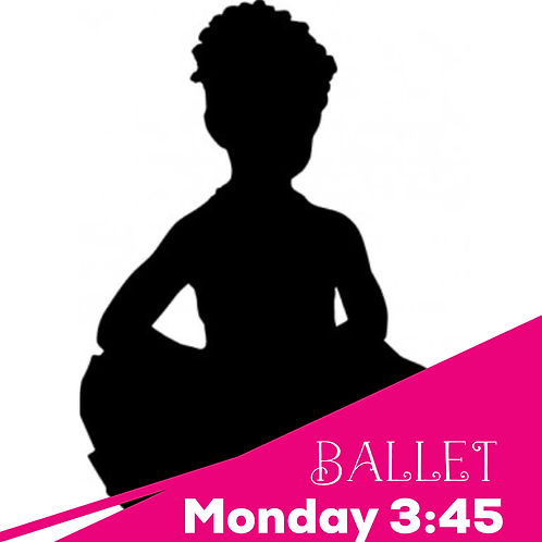 Monday 3:45 Ballet/ Tap Costume Package