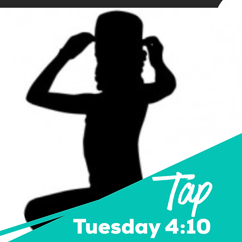 Tuesday 4:10 Tap and Jazz