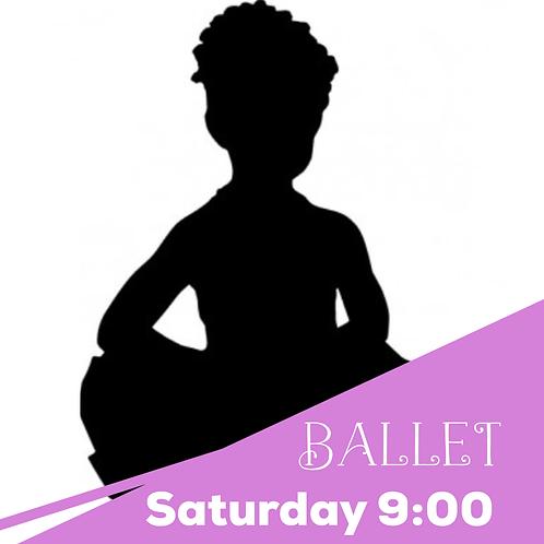 Saturday 9:00 Ballet / Tap Recital Package