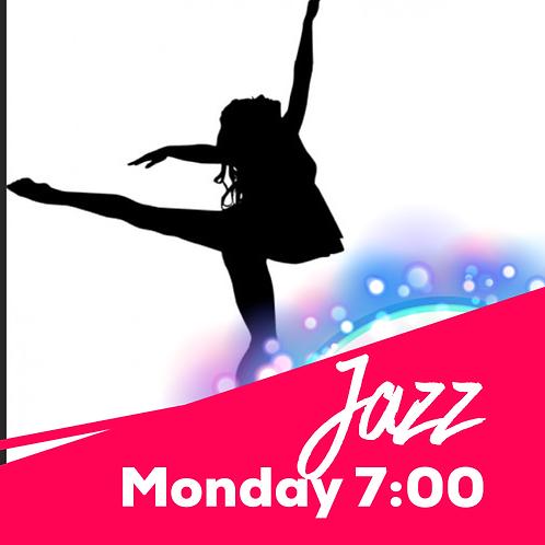 Monday 7:00 Jazz