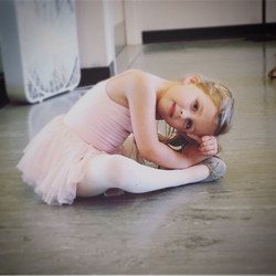 Thanks to dance... I have a place to grow, to laugh, and to dream