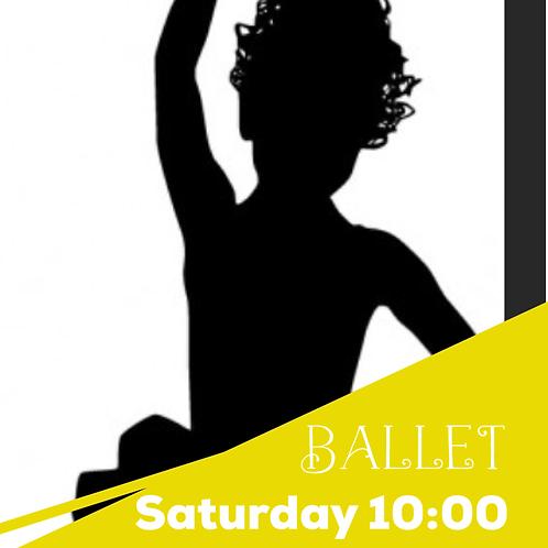 SATURDAY 10:00 BALLET / TAP CLASS Recital Package