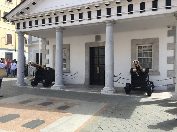 Путешествие из Испании в Гибралтар на машине