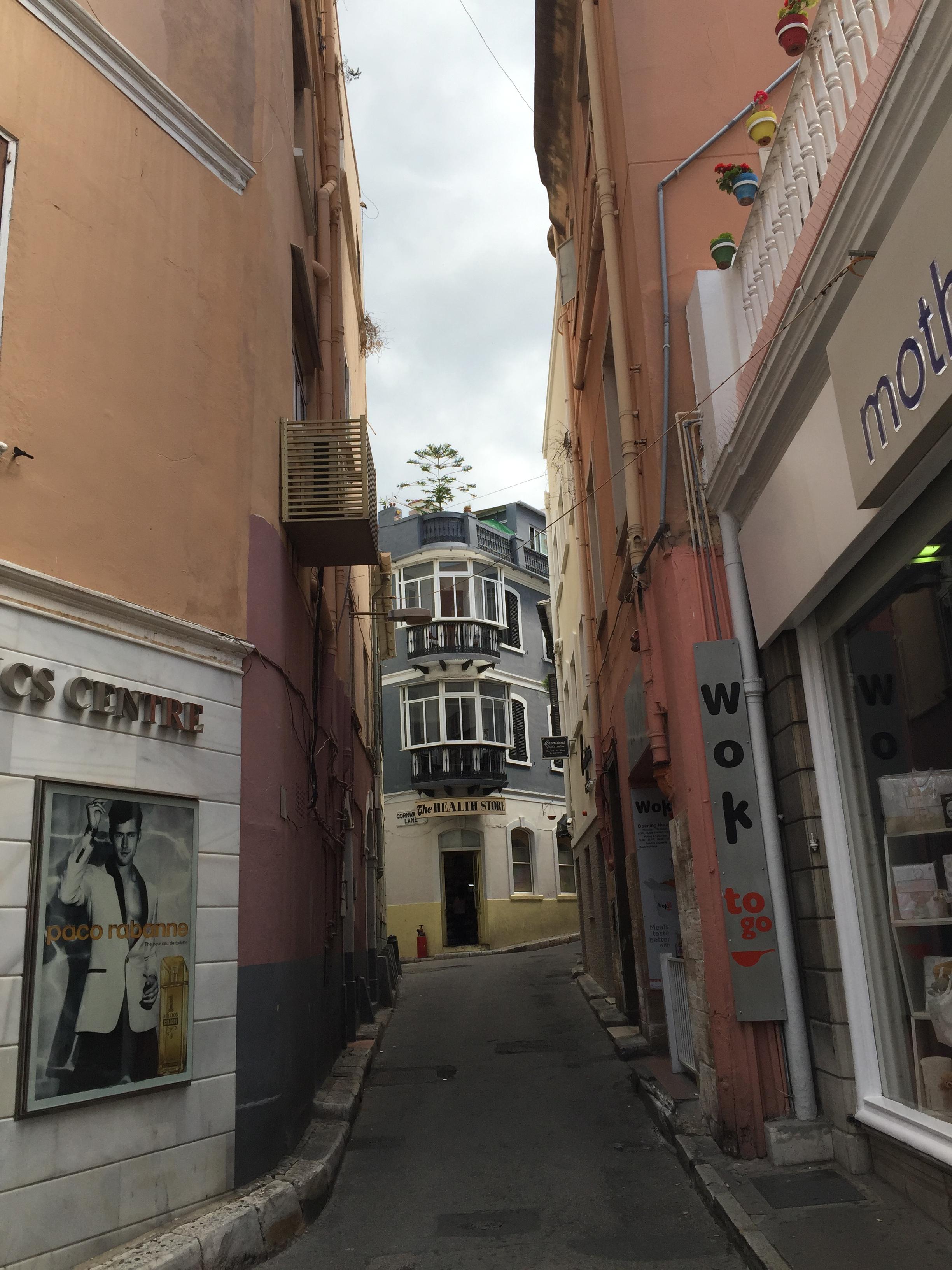 Интересные места Гибралтара