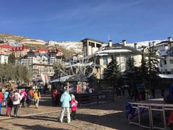 Зона Apres Ski на Sierra Nevada