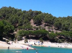 Озера El Chorro