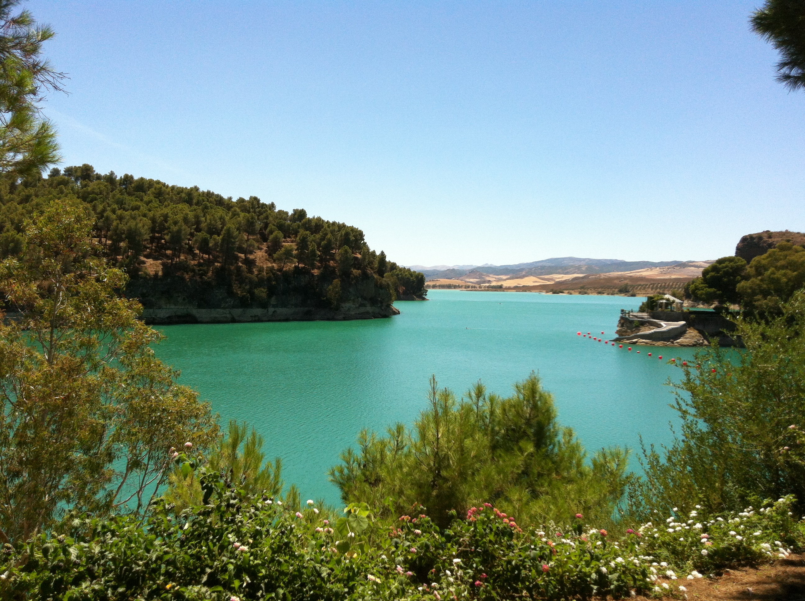Озера El Chorro - Конде-де-Гуадальхо