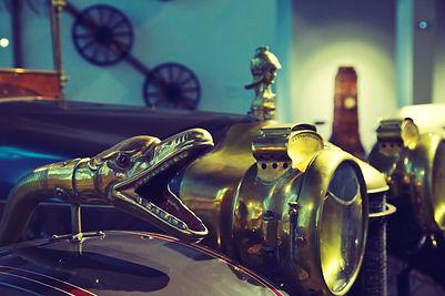 Музей автомобилей в Малаге. Чем заняться на Коста дель Соль.