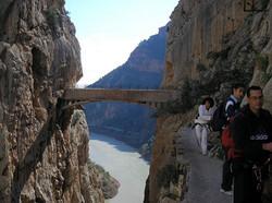 Тропа Короля ('Camino del Rey'