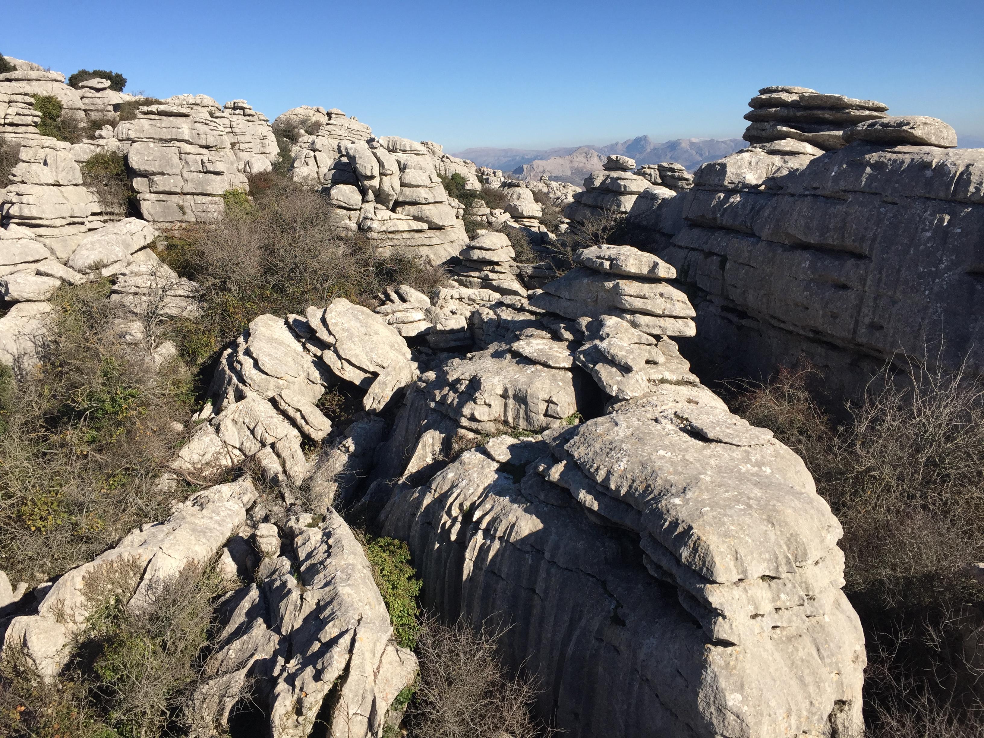 Парк камней Эль Торкаль