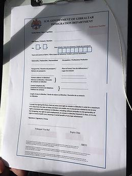Виза для российских туристов в Гибралтар не нужна