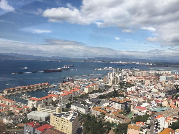 Путешествие из Испании в Гибралтар