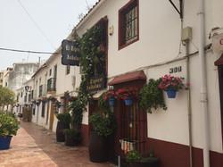 Старый город Эстепоны.