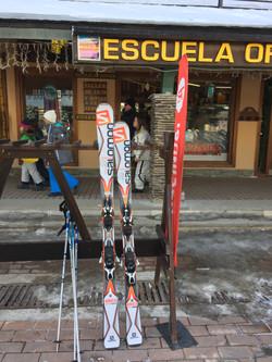 Прокат лыж на Sierra Nevada