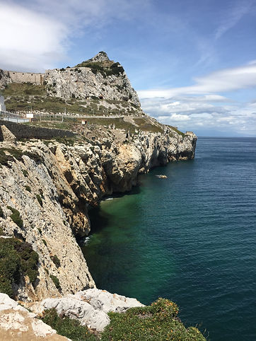 Из Испании в Гибралтар на машине