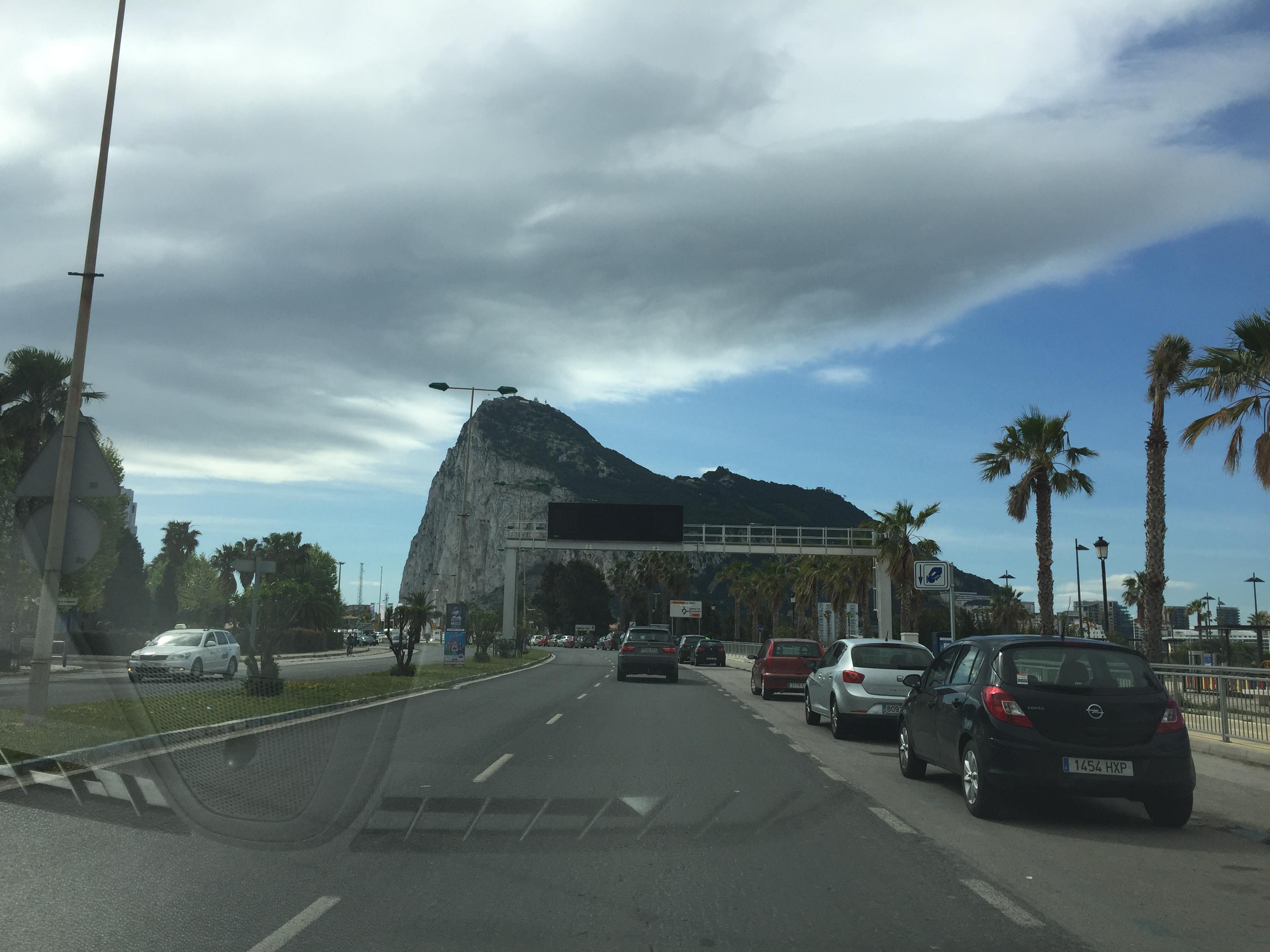 В Гибралтар на один день