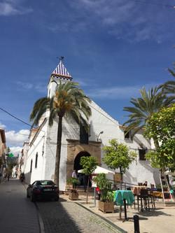 Старый город Марбелья
