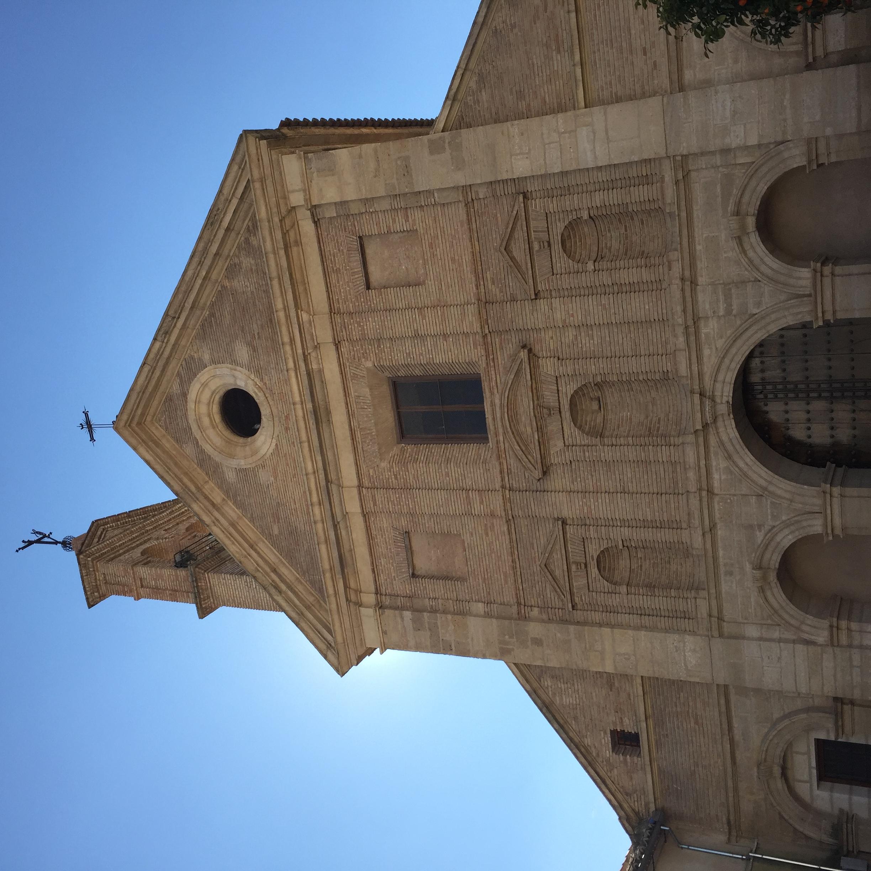 Convento de Belen в Антекере