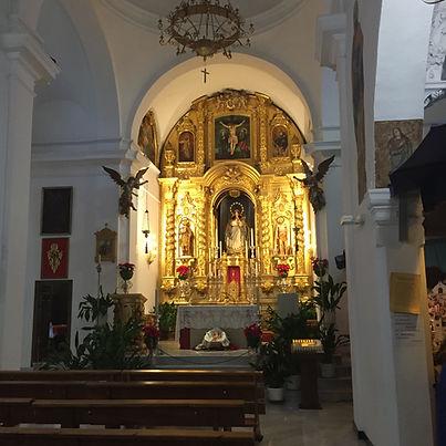 Церковь непорочного зачатия в г.Михас, Коста дель Соль
