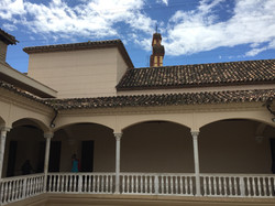 Здание Музея Пикассо в Малаге