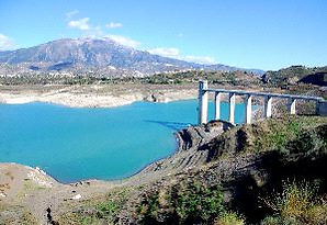 Термальные озера Коста дель Соль