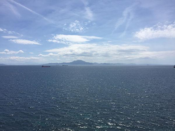 В Гибралтар на один день. Из Испании в Гибралтар.