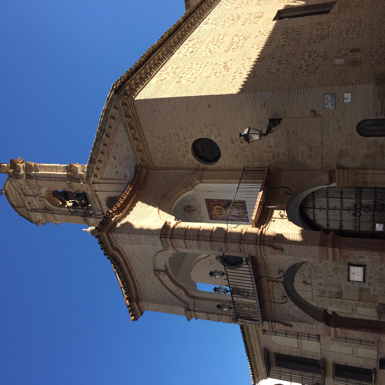 Iglesia Parroqial Santiago Apostol