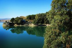 Озеро Conde de Guadalhorce