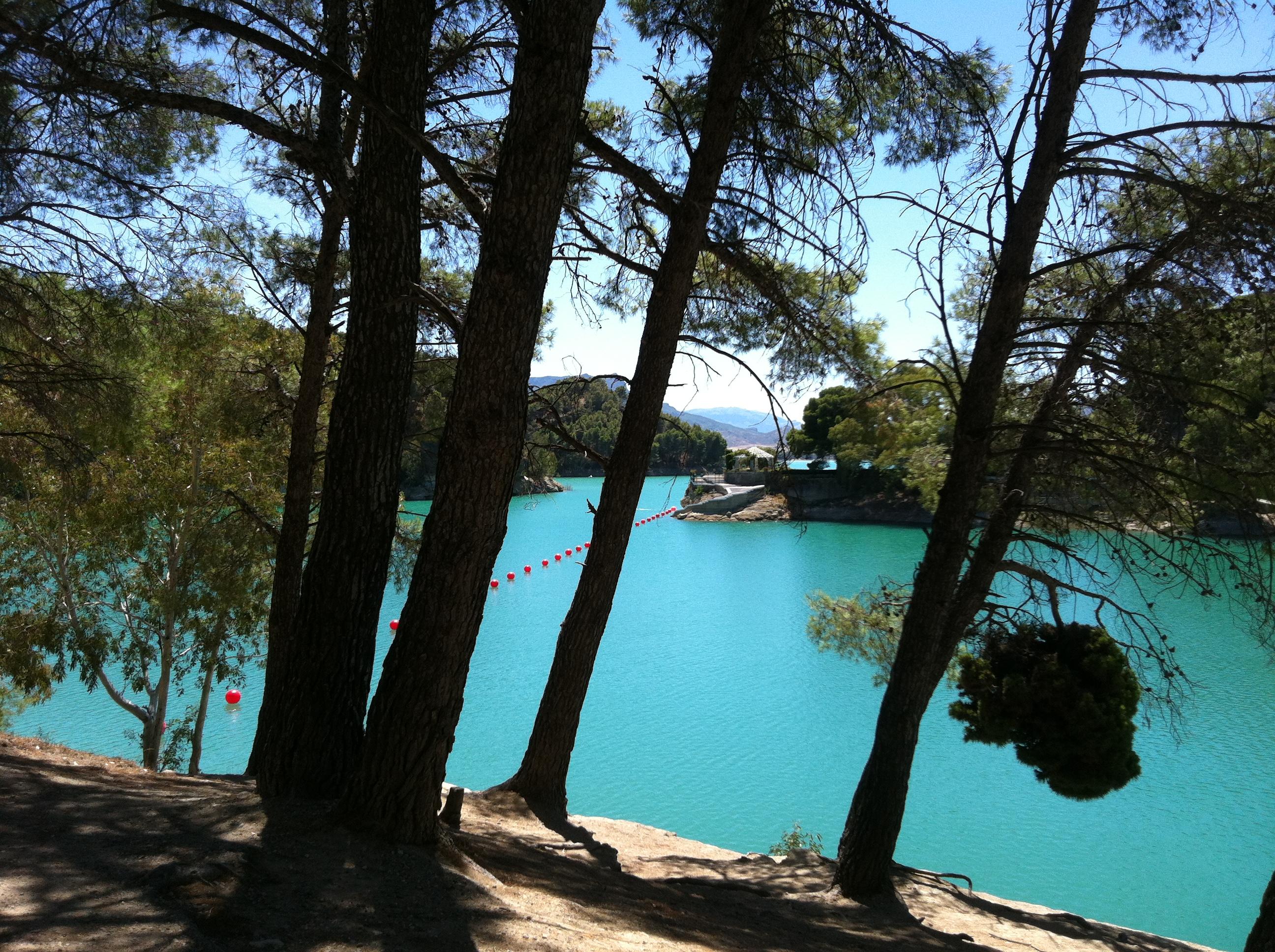 Озеро Conde Cualdarhorce
