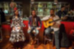 """Фламенко в Малаге """"Vino Mio"""""""