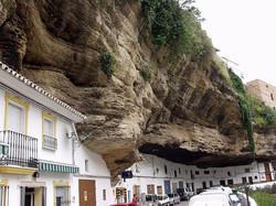 Setenil-de-las-Bodegas Испания
