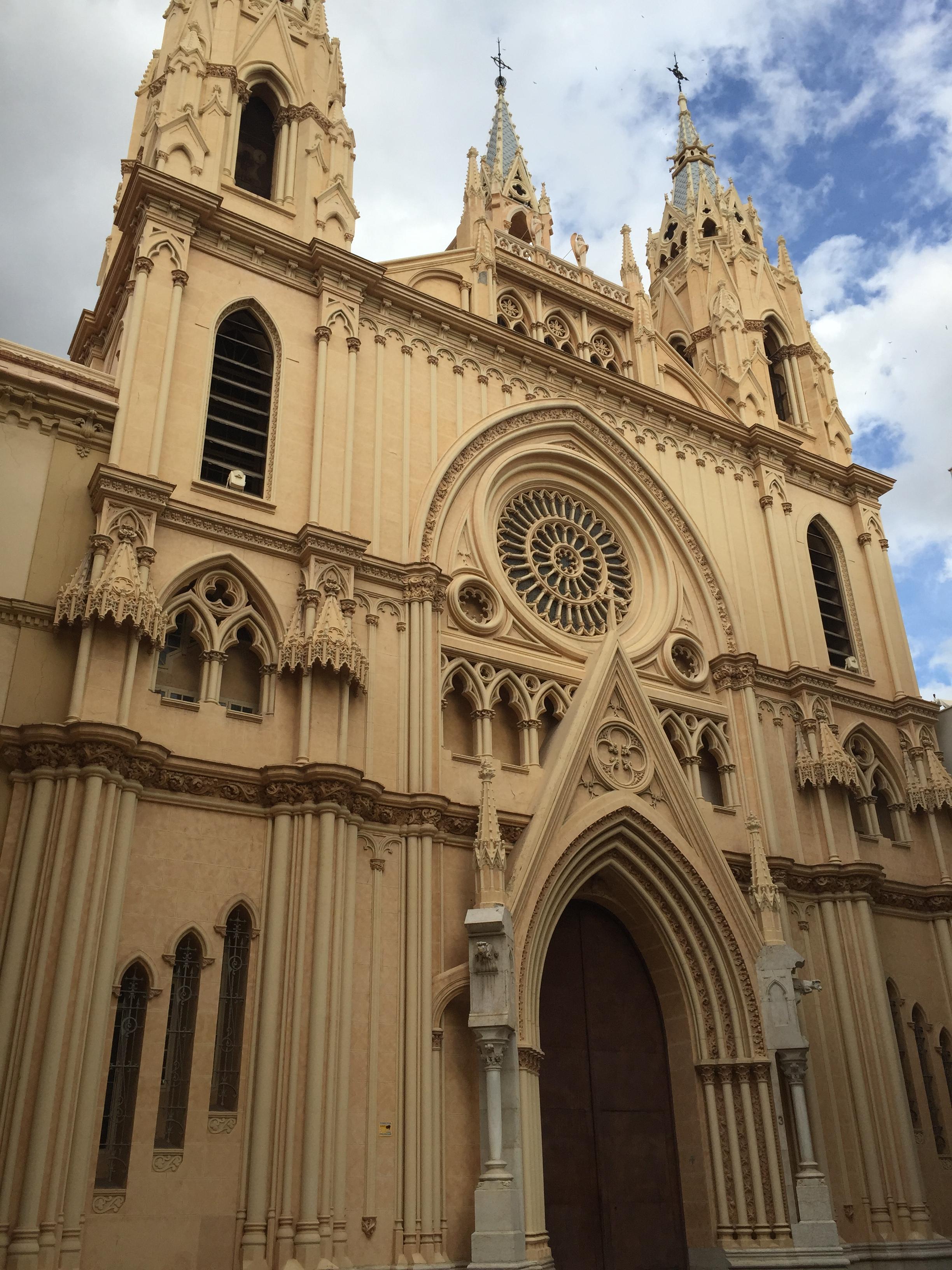 Малага, кафедральный собор  (La Cate
