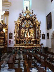 Церковь Святой Марии в Марбелья