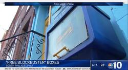 The Story Behind FreeBlockbuster Boxes Turning Up AlongPhilly Sidewalks