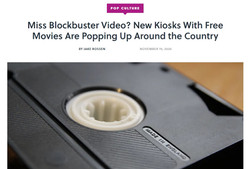 Miss Blockbuster Video? New Kiosks with Free Movies are Popping Up All Around the Counrty