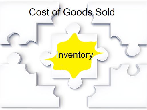 Beware--Understand your Inventory Valuation!