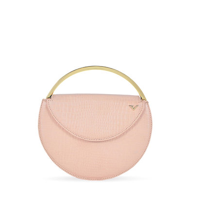 THE MOON BAG - Pink