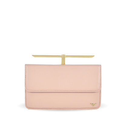 THE JUSTICE BAG - Plain Pink