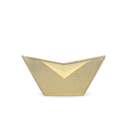 THE LEGACY CLUTCH - GOLD
