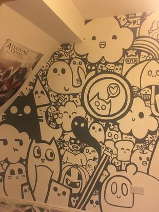 Home Mural 1