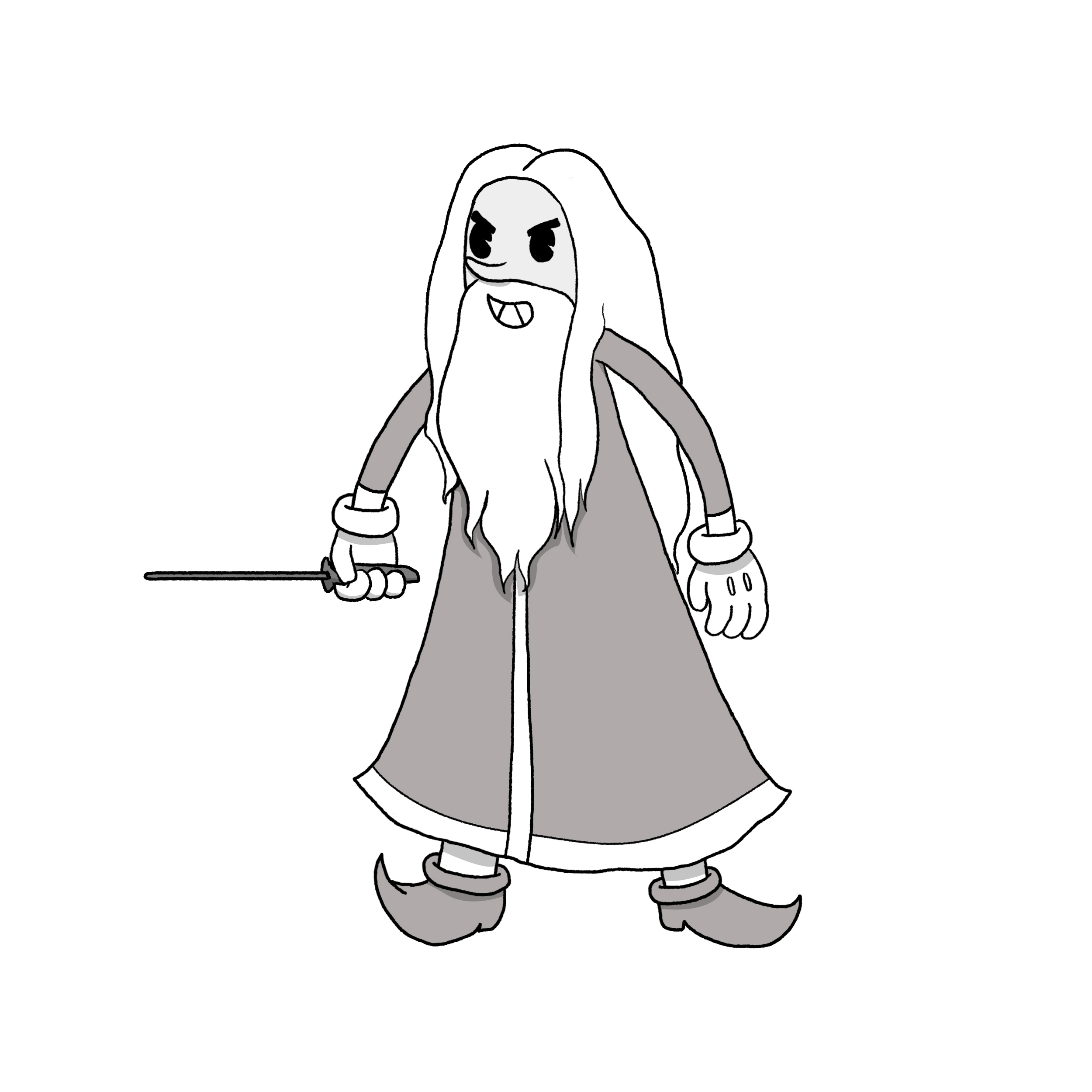 Wizard (1930s Style)