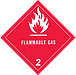 High Purity Propane Safety Label