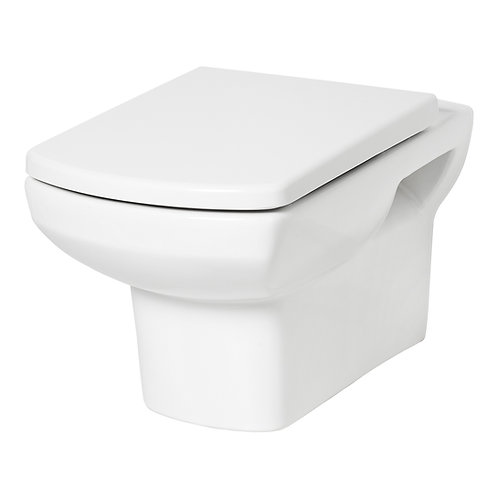Nero Wall Hung Toilet for inwall cisterns