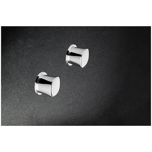 Argent Qube Wall Stops