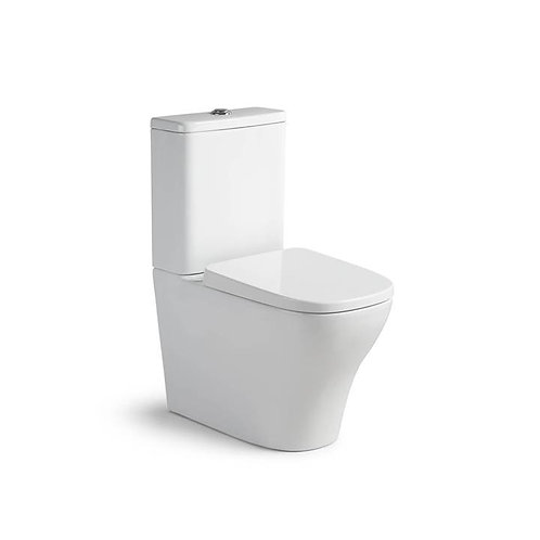 "Eiger Fresh Back to Wall Toilet ""S"" & ""P"" Trap Rear Inlet"