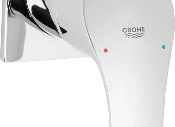 Grohe Eurosmart New Mocro Square Shower Mixer